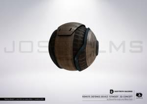 DestroyMadrid Shortfilm JosebaAlfaro Jossfilms Concept Stinger 04