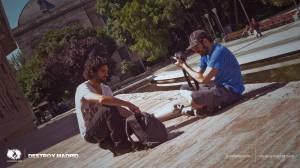 DestroyMadrid Shortfilm JosebaAlfaro Jossfilms PreProduction 36