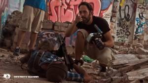 DestroyMadrid Shortfilm JosebaAlfaro Jossfilms Shooting Day3 030