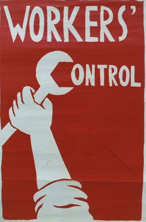 Workers Control poster