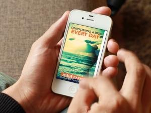 Conociendo a Dios Every Day podrá ser leído en TODOS los dispositivos