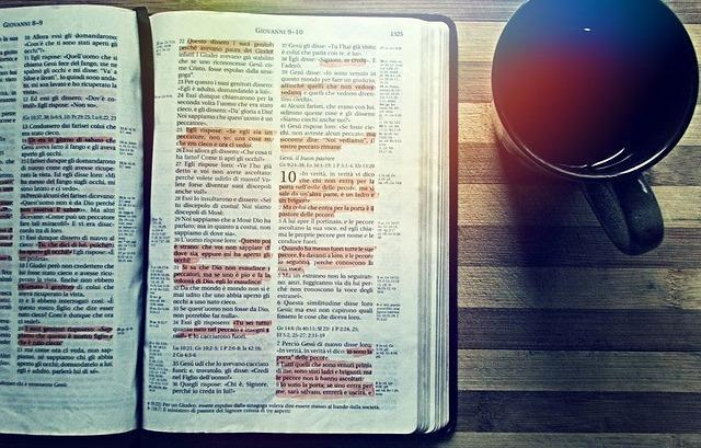 Preguntas al leer la Biblia