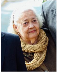Nancy Fuenmayor (1941-2017)