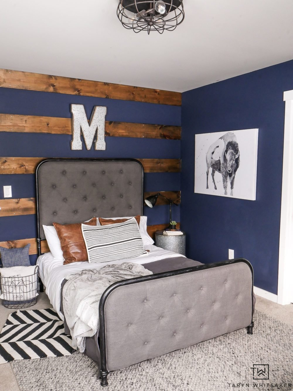 Best Navy Blue Boys Bedroom Taryn Whiteaker With Pictures