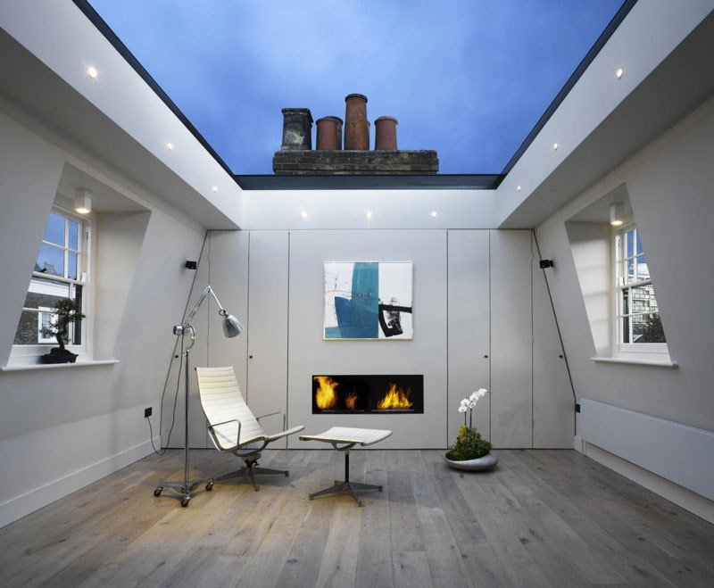 Best House In London With A Retractable Glass Roof «Twistedsifter With Pictures
