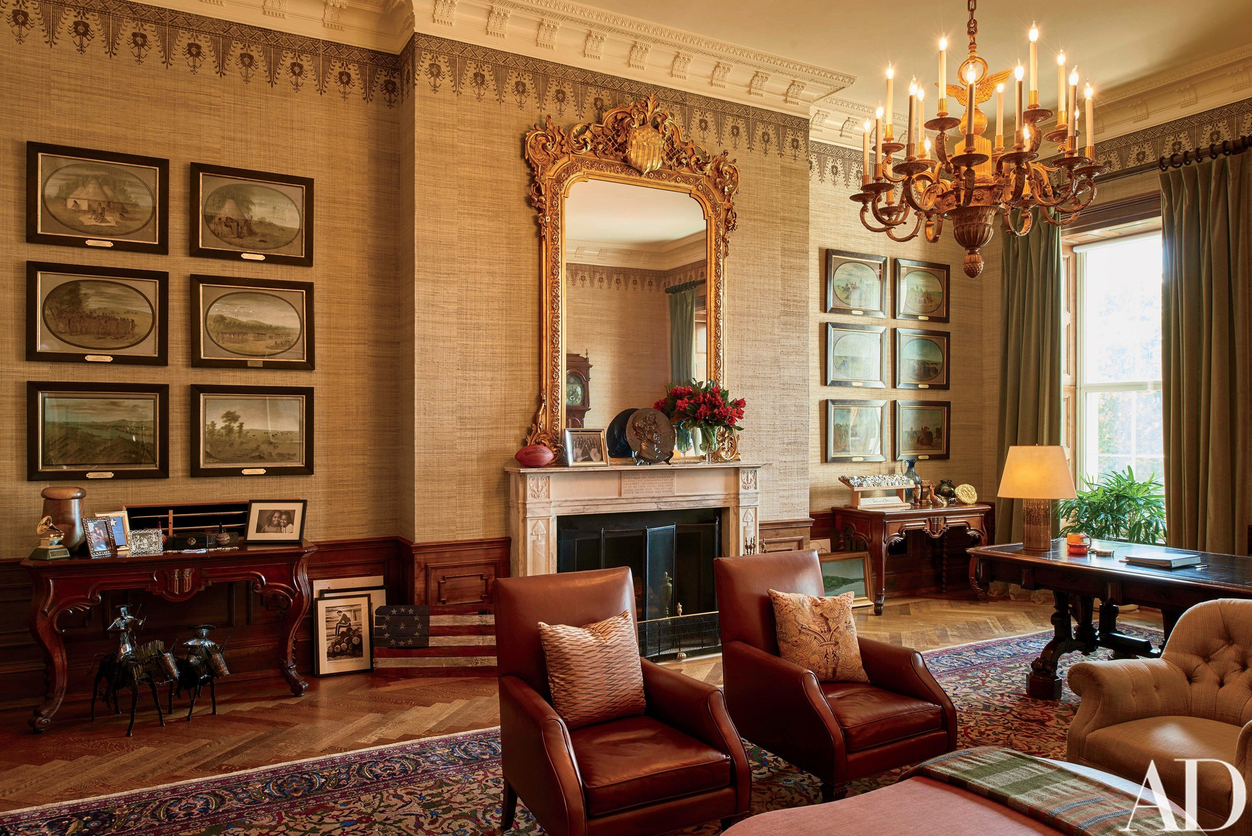 Best Obama White House Look Inside Family S Private Rooms Time With Pictures