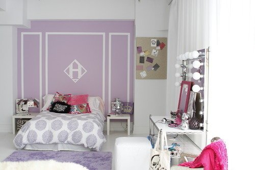 Best Tween Bedroom Decorating Idea Diy Feature Wall Cafemom With Pictures