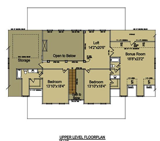 Best 3 Story 5 Bedroom Home Plan With Porches Southern House Plan With Pictures