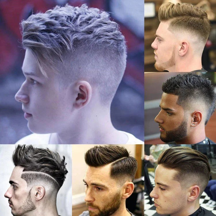 Free 35 New Hairstyles For Men 2019 Guide Wallpaper