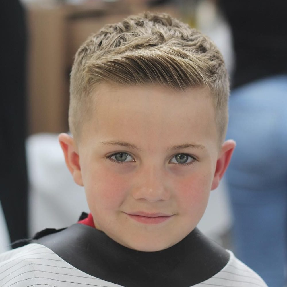 Free The Best Boys Haircuts Of 2019 25 Popular Styles Wallpaper