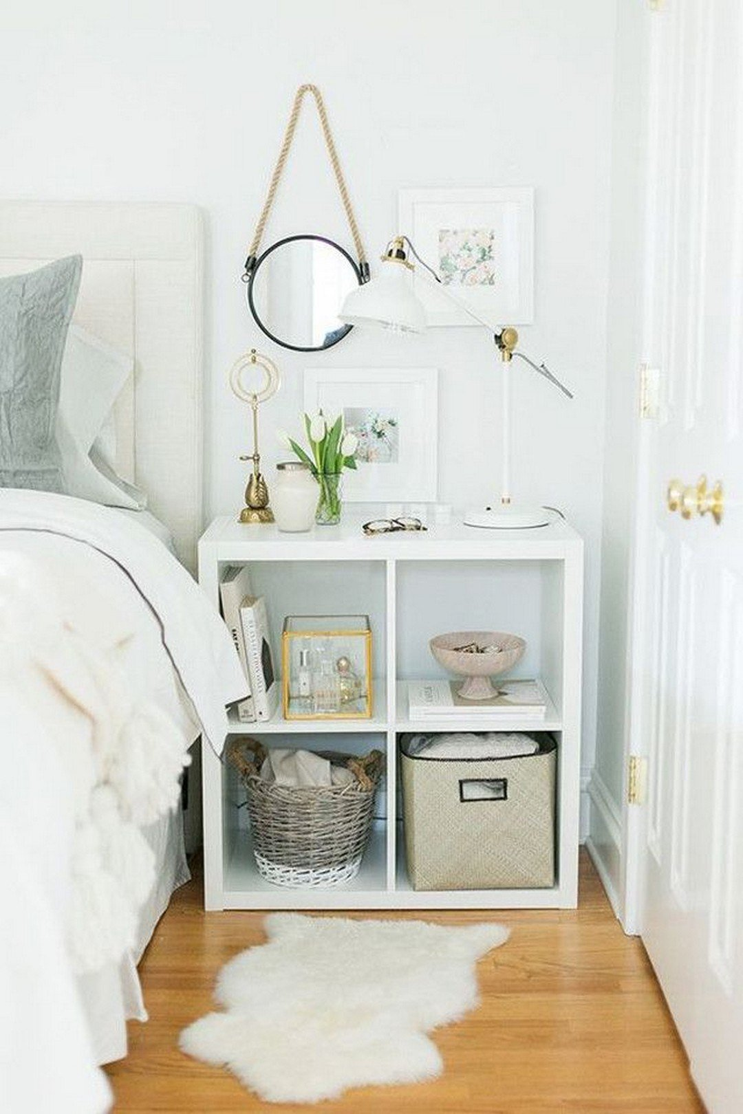 Best Easy Diy Small Bedroom Organization And Storage Hacks 12 Onechitecture With Pictures