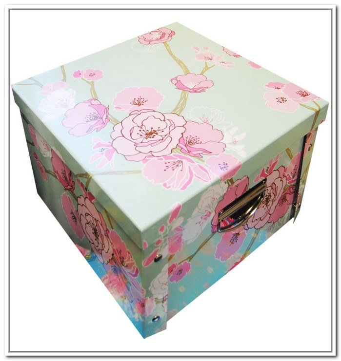 Best Pretty Storage Boxes Bedroom Miscellanous 7961 Home With Pictures