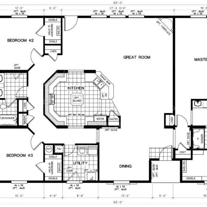 Best Cottage House Plans Houseplanscountry Open Floor Plan And With Pictures