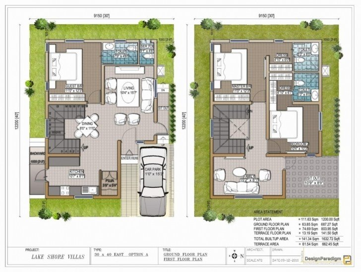 Best 3 Bedroom Duplex House Plans In India Www Indiepedia Org With Pictures