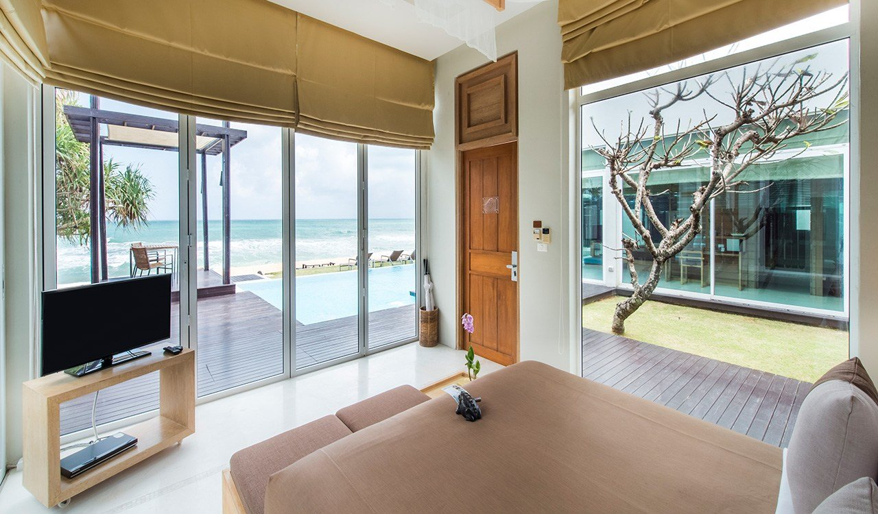 Best 3 Bedroom Beach Villas Private Pool Aleenta Phuket With Pictures
