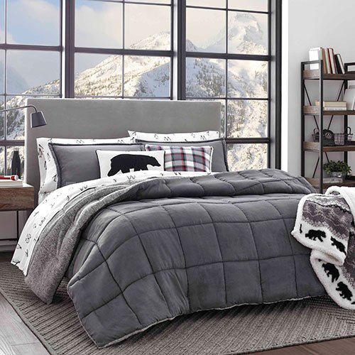 Best Eddie Bauer Sherwood Comforter Set Boscov S With Pictures