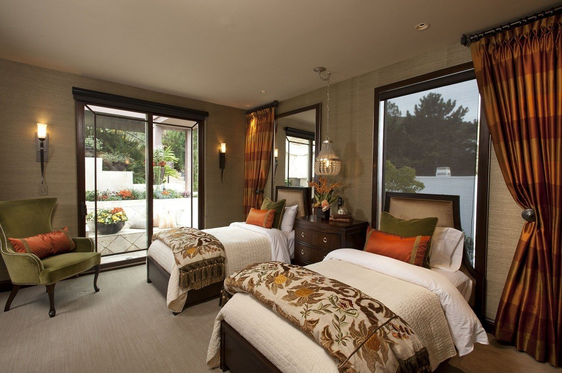 Best La Jolla Luxury Bedroom 3 Before And After Robeson Design With Pictures