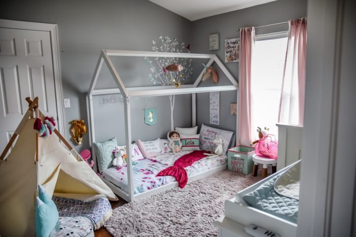 Best Why We Chose A Montessori Style Bedroom For Our Toddlers With Pictures