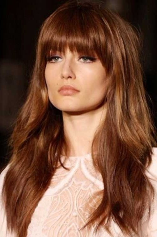 Free 39 Long Hairstyles With Layers Get The Celebrity Look In Wallpaper
