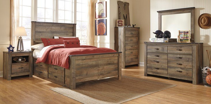 Best Trinell King Bedroom Set Online Information With Pictures