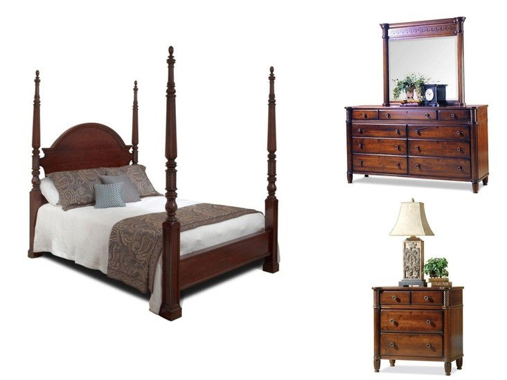 Best Durham Mount Vernon Collection By Bedroom Furniture Discounts With Pictures