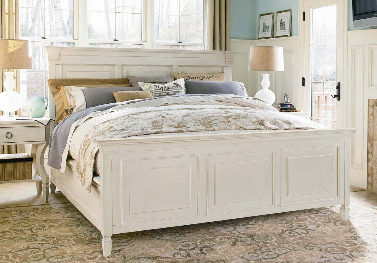 Best Universal Furniture Summer Hill 4Pc Panel Bedroom Set In With Pictures