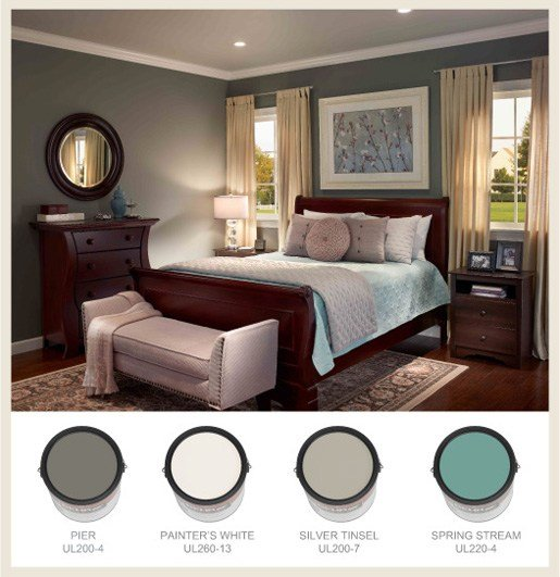 Best Colorfully Behr Restful Bedrooms With Pictures