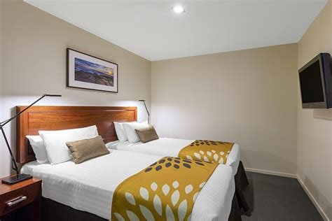 Best One Bedroom Twin Apartments At Racv Ract Hobart Apartment With Pictures
