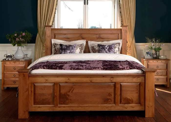 Best Handcrafted Solid Wooden Beds Bedroom Furniture With Pictures