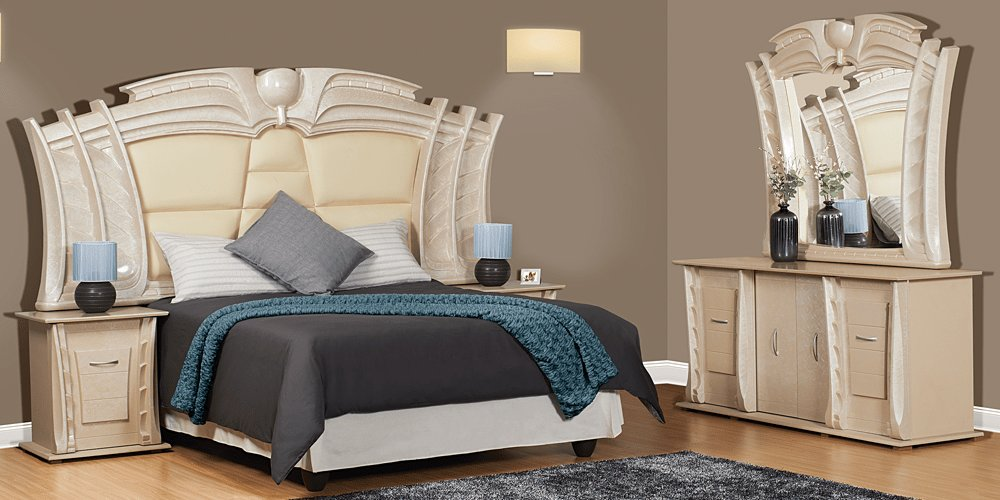 Best You Pay Less For More Ginelli 2Pce Bedroom Suite With Pictures