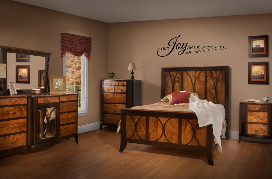 Best Yorkshire Contemporary Bedroom Set Countryside Amish With Pictures