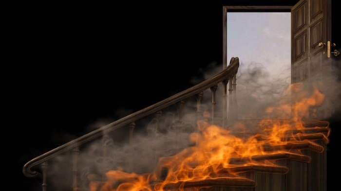 Best Fire Safety Group Says Close Bedroom Doors At Night With Pictures