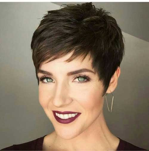 Free 20 Superb Short Pixie Haircuts For Women Wallpaper