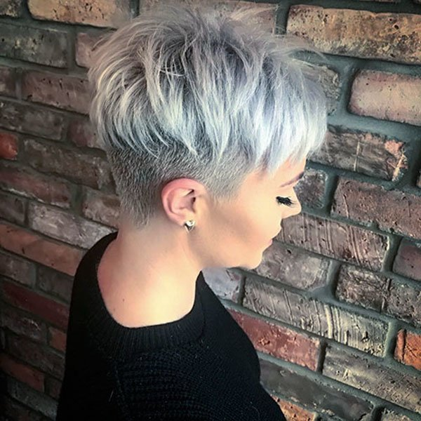 Free 45 Latest Trendy Short Haircuts 2018 2019 Wallpaper