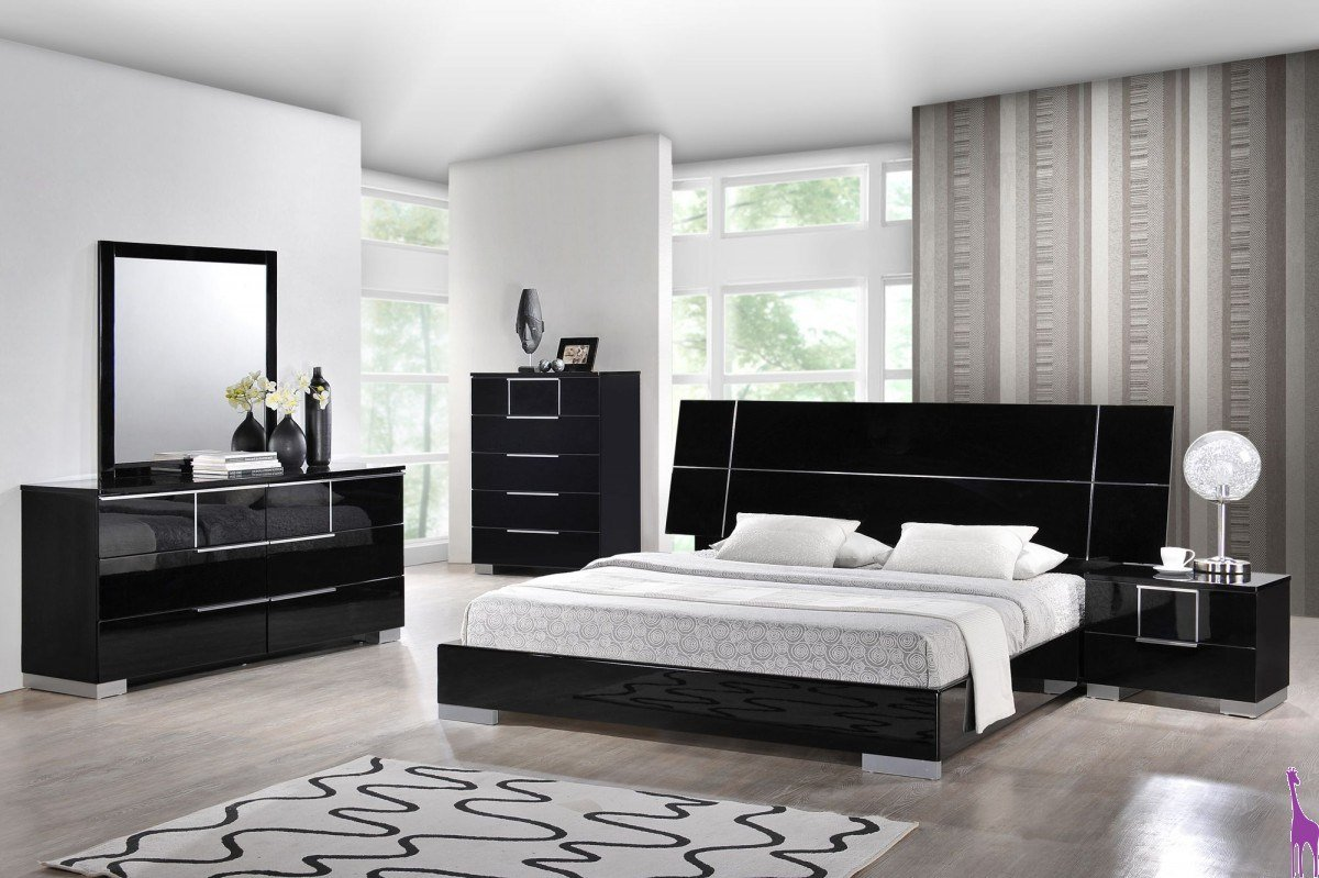 Best Global Hailey Complete Bedroom Set With Pictures