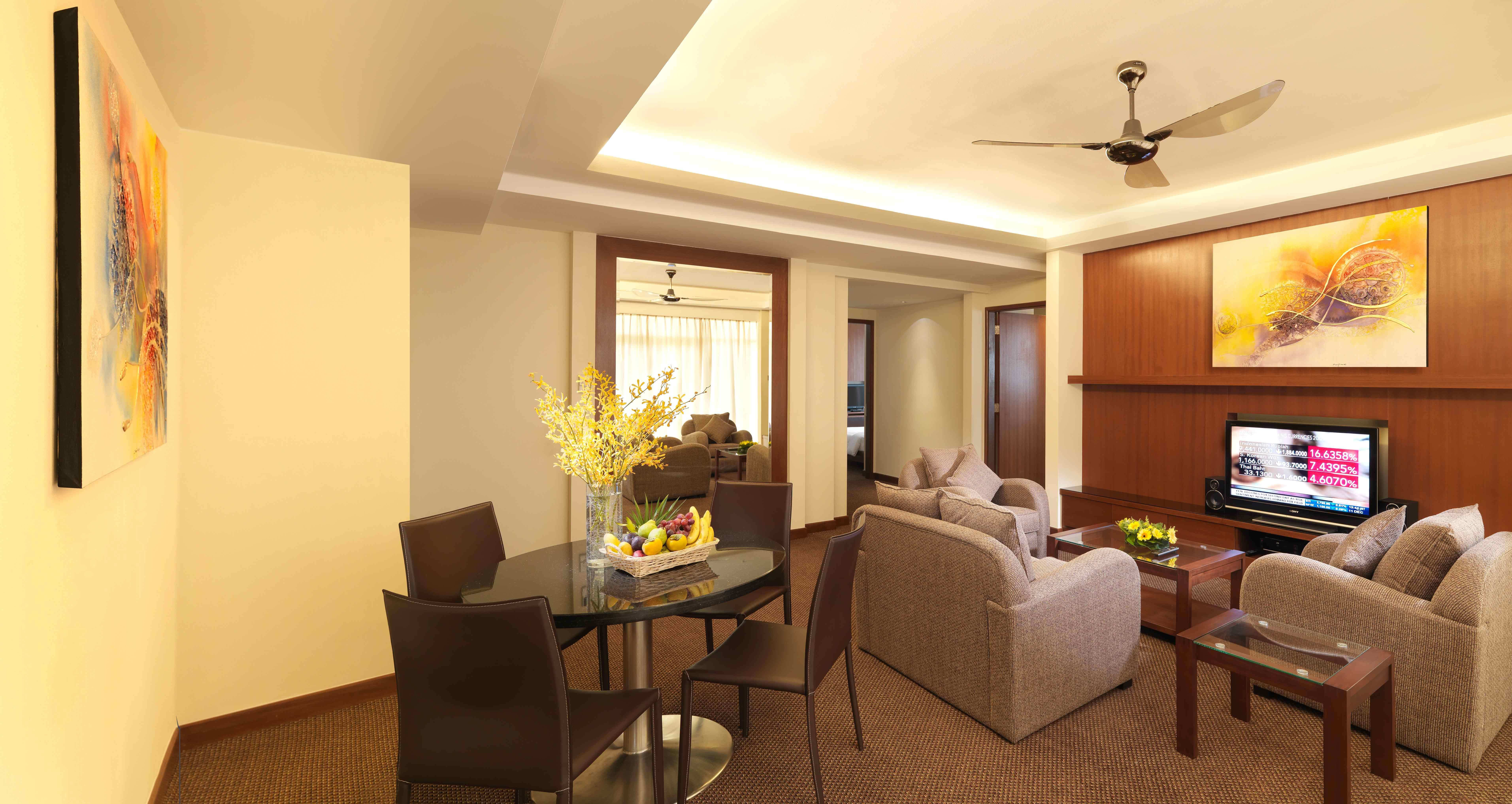 Best Two Bedroom Deluxe The Gardens Hotel Kuala Lumpur With Pictures