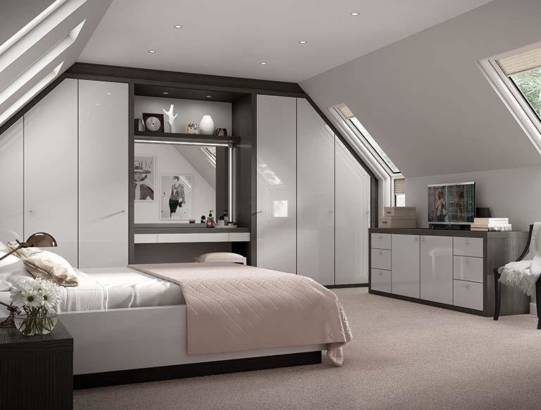 Best Contemporary Fitted Bedroom Furniture From Strachan With Pictures