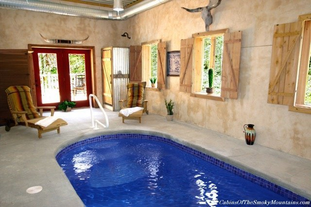 Best Gatlinburg Cabins With Indoor Swimming Pools With Pictures