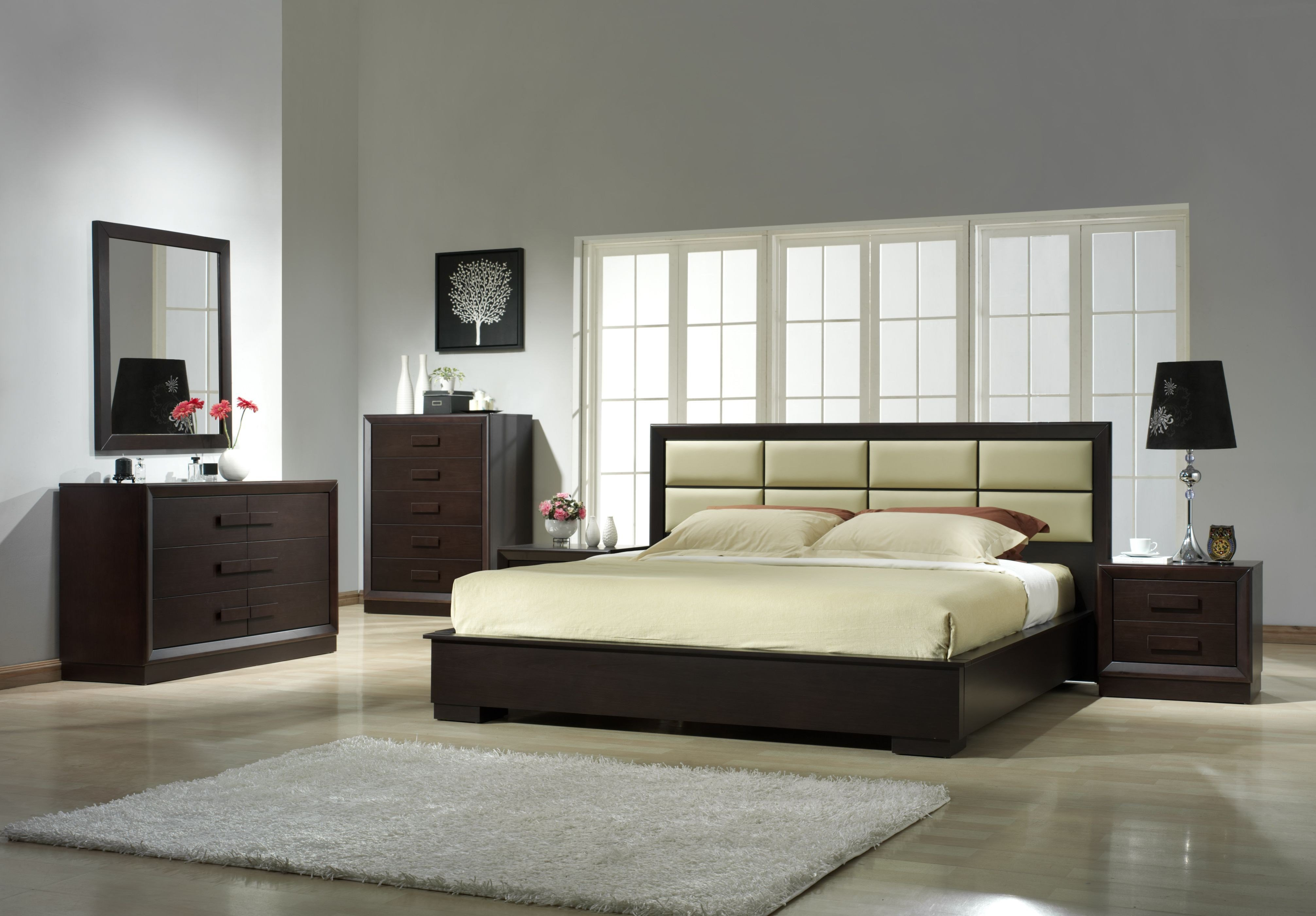 Best Boston Modern Bedroom Set With Pictures
