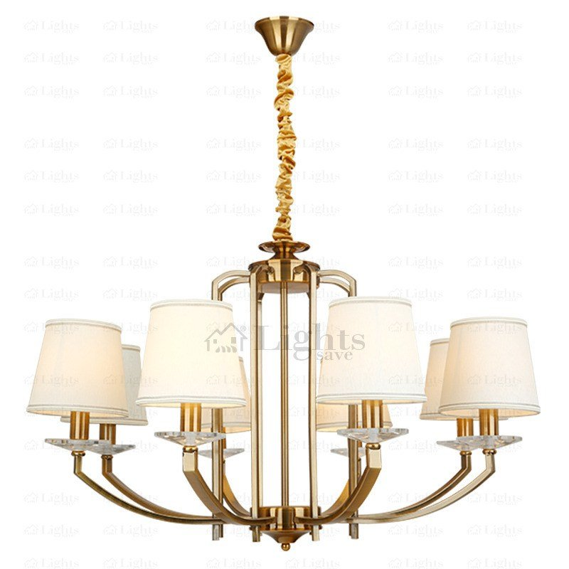 Best 8 Light Antique Brass Finish Bedroom Unique Chandeliers With Pictures