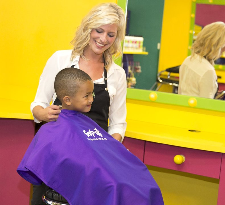 Free Haircuts For Kids Parties Fun Snip Its Wallpaper
