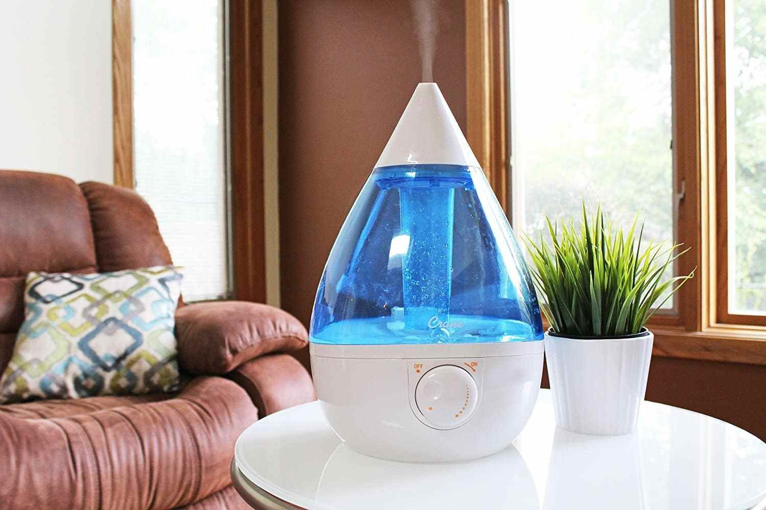 Best Top 10 Best Ultrasonic Humidifiers For Bedroom In 2019 With Pictures