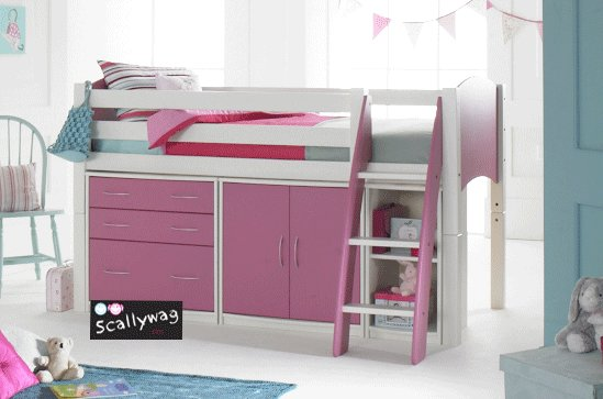 Best Scallywag Cabin Bed Kids Beds The Bed Post With Pictures