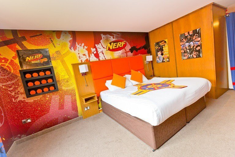 Best Nerf Suite The Gulliver S Hotel Warrington Cheshire With Pictures