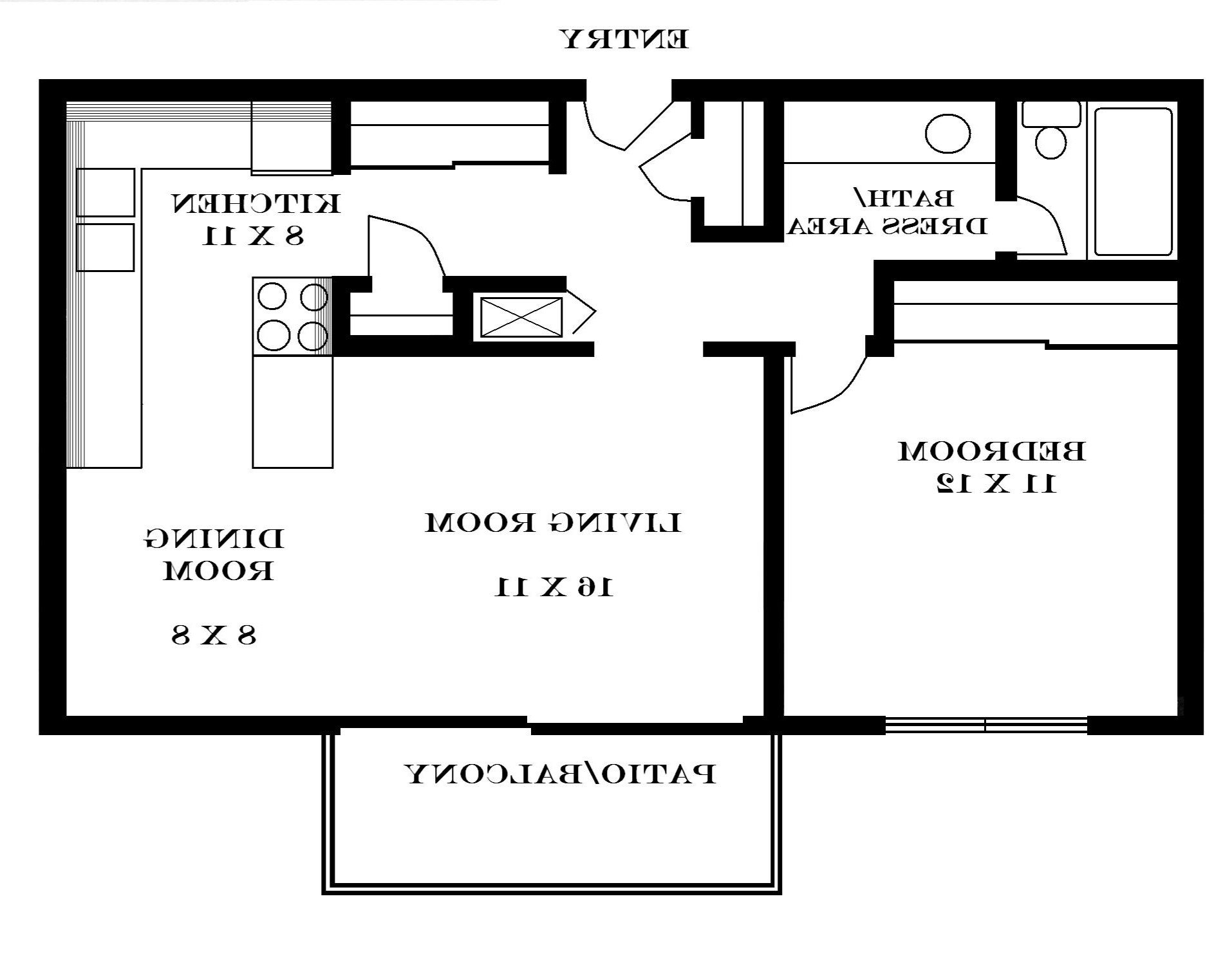 Best 800 Sq Ft Modern House Plans All In One — Modern House With Pictures