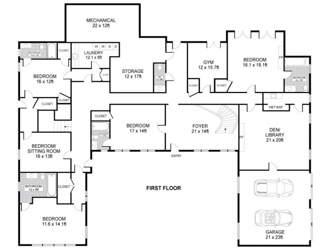 Best Review L Shaped House Plans Modern — Modern House Plan With Pictures