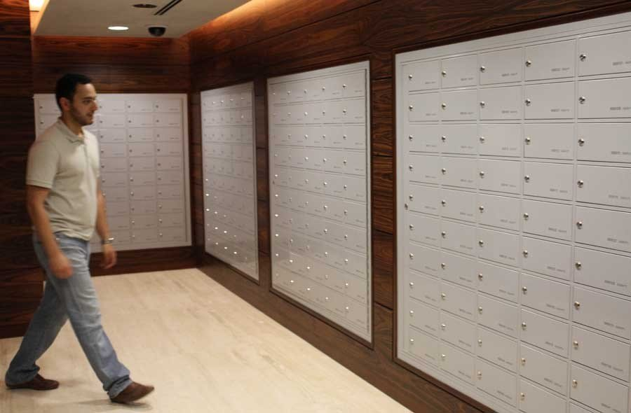 Best The Safety Letterbox Company Mailboxes Mailing Systems With Pictures
