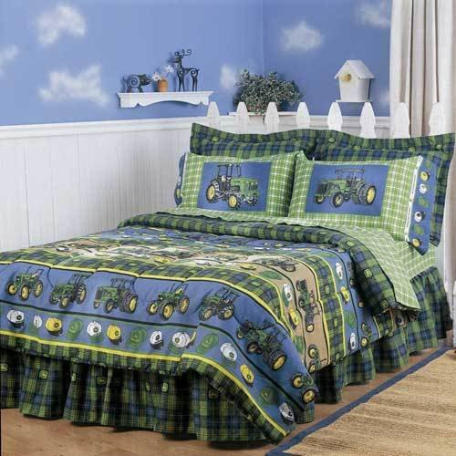 Best John Deere Comforter Sheet Set With Pictures