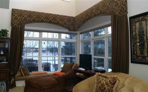 Best Doors Windows » Window Treatment Ideas For Large Windows With Pictures