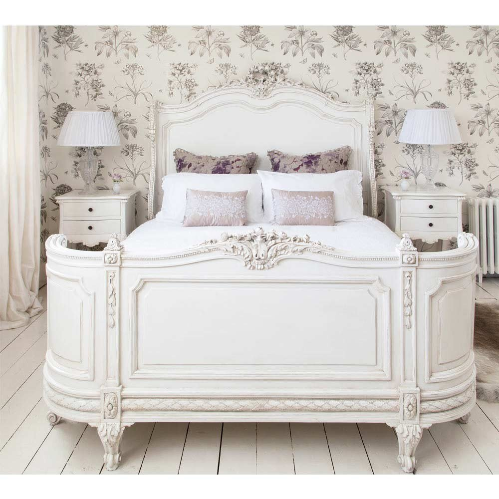 Best Provencal Bonaparte French Bed Luxury Bed With Pictures